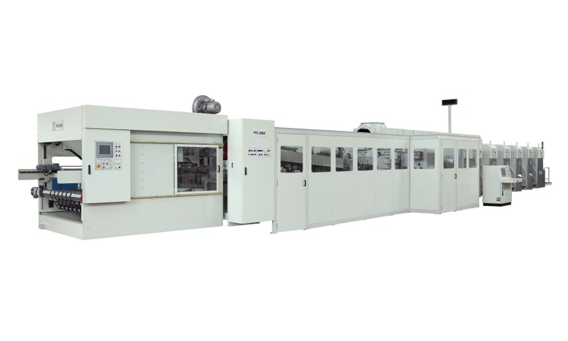 Dong Fang Folder Gluers for Top Printing machines