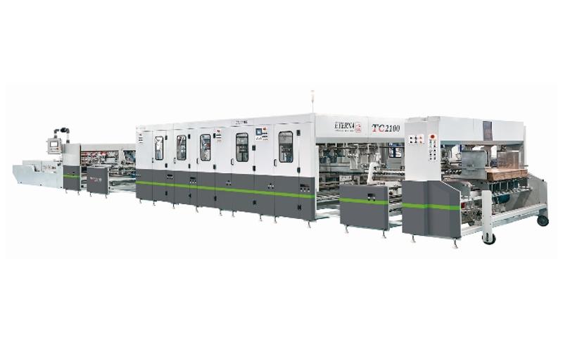 TC 2100-C6 Folder Gluer